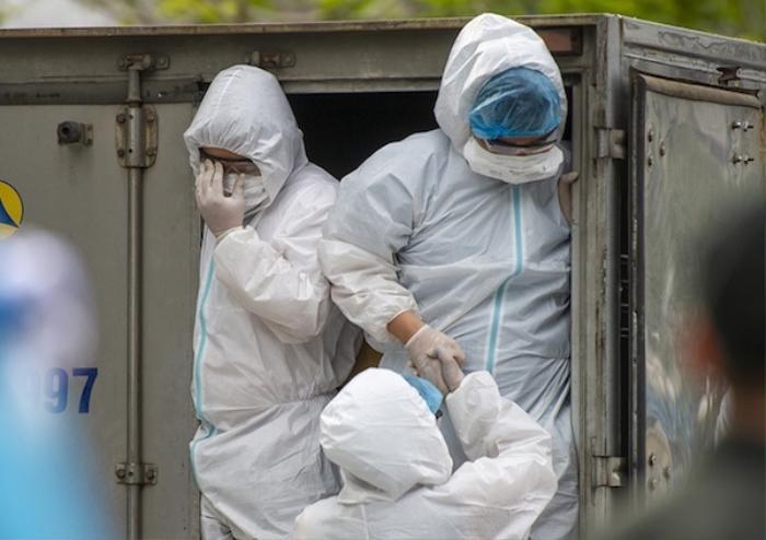 TP.HCM: 3 công nhân trong công ty 10.000 lao động ở huyện Củ Chi được phát hiện dương tính với SARS–CoV-2 Ảnh 1