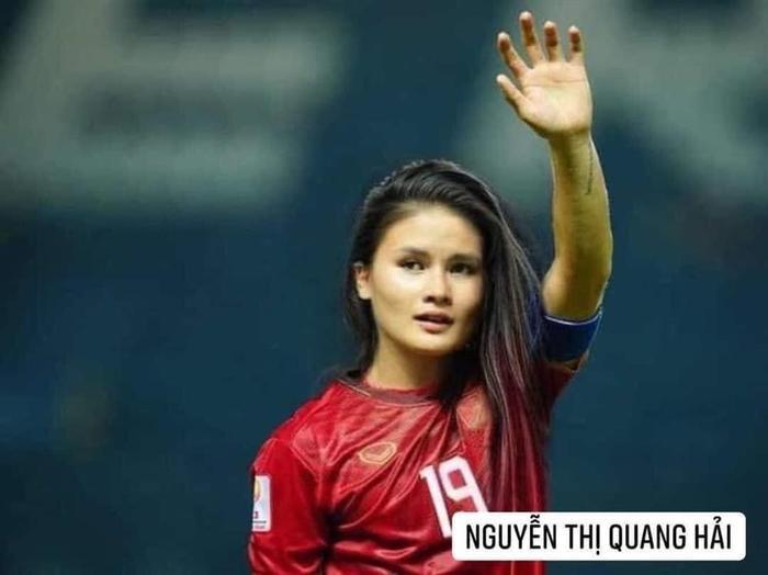 Đội tuyển bóng đá Việt Nam bỗng hóa nữ tính: Duy Mạnh tóc mái up, HLV Park mới là điều gây bất ngờ Ảnh 2