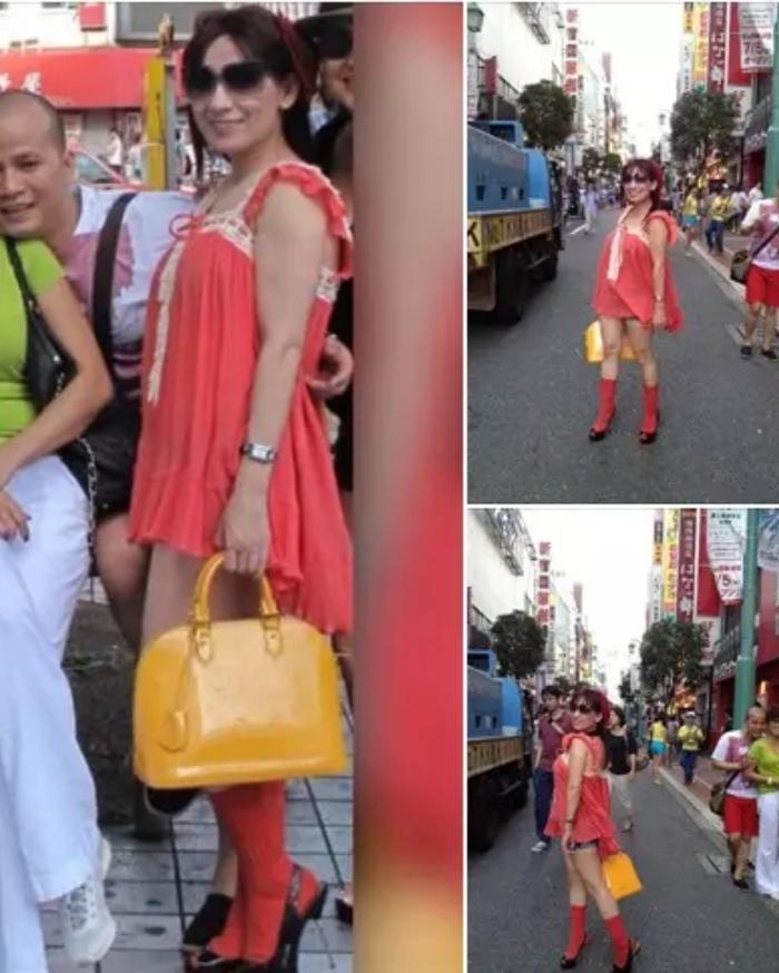 Phi Nhung bị 'đào' lại loạt ảnh mặc lố ở Nhật, fan chê thảm họa, diêm dúa Ảnh 4