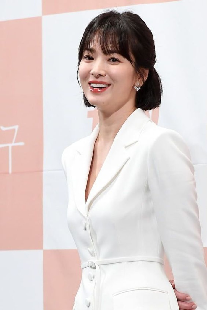Video quay lén Song Hye Kyo 3 năm trước gây sốt: Quả nhiên là nữ thần hàng đầu Kbiz! Ảnh 3