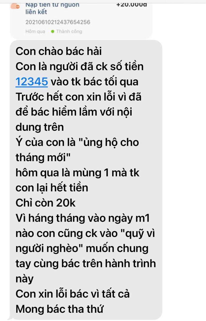 Ông Đoàn Ngọc Hải bức xúc đăng đàn trên Facebook vì cho rằng bị mạnh thường quân sỉ nhục, sự thật ra sao? Ảnh 4