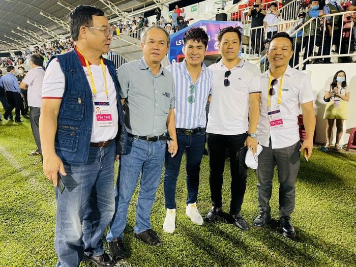 Danh ca Ngọc Sơn, Lương Gia Huy dự đoán Việt Nam thắng Malaysia 2-0 Ảnh 2