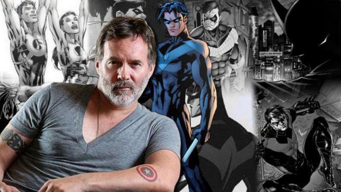 Bị 'ngâm giấm' suốt 5 năm, đạo diễn 'Nightwing' Chris McKay vẫn mong dự án được tiến hành
