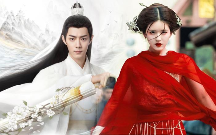 Chê Nhậm Mẫn không xứng đôi với Tiêu Chiến ở 'Ngọc cốt dao', fan ghép đôi thần tượng với nghệ sĩ khác Ảnh 8