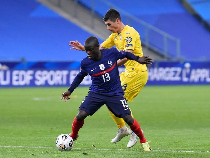 Đêm nay khai mạc EURO 2020: Lịch sử gọi tên người Pháp? Ảnh 2