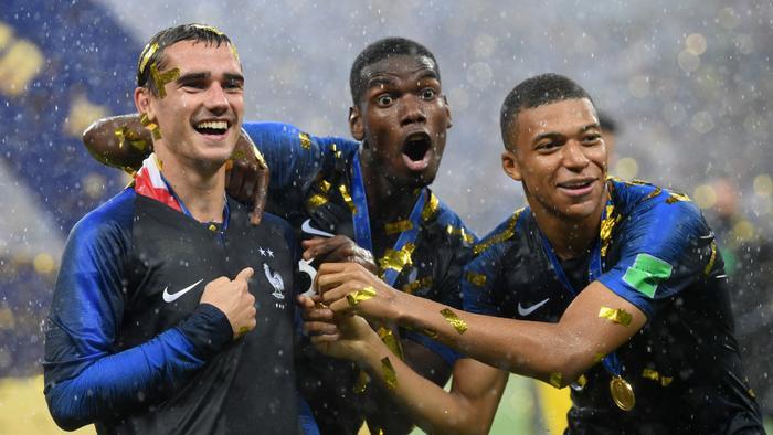 Đêm nay khai mạc EURO 2020: Lịch sử gọi tên người Pháp? Ảnh 4