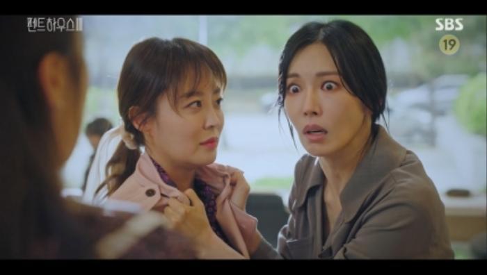 Tập 2 'Penthouse 3': Anh trai sinh đôi của Logan Lee xuất hiện, Cheon Seo Jin hợp tác với Shim Soo Ryeon! Ảnh 4