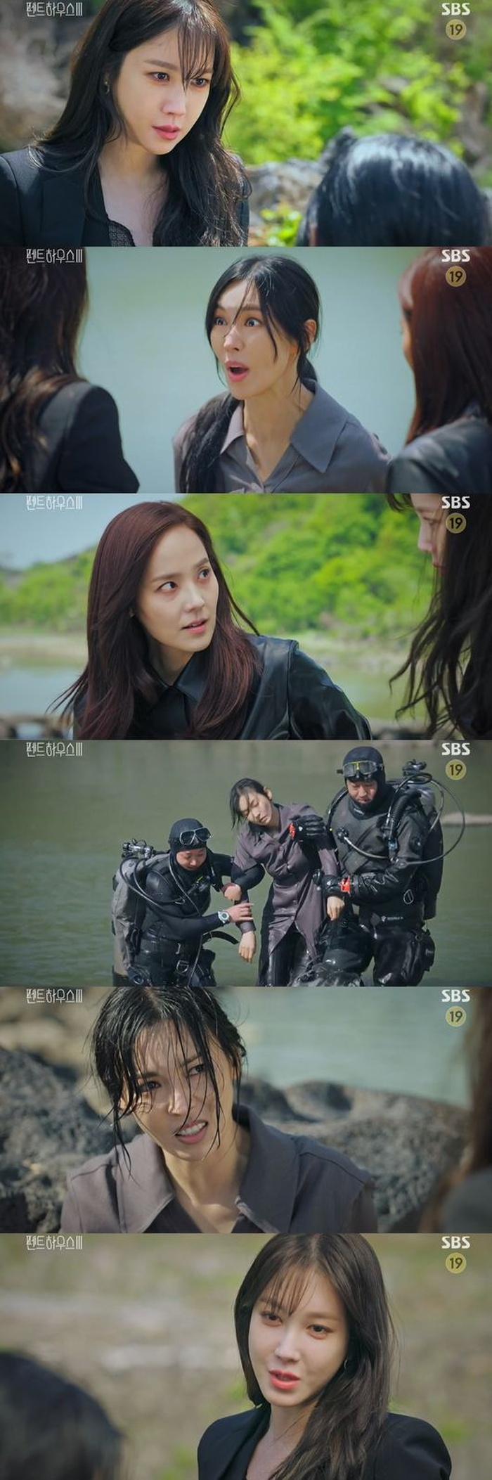 Tập 2 'Penthouse 3': Anh trai sinh đôi của Logan Lee xuất hiện, Cheon Seo Jin hợp tác với Shim Soo Ryeon! Ảnh 1