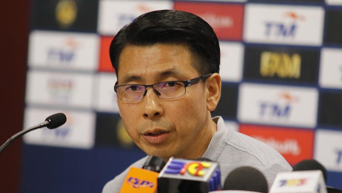 HLV Tan Cheng Hoe: 'Tôi không nhìn thấy quả phạt đền' Ảnh 1