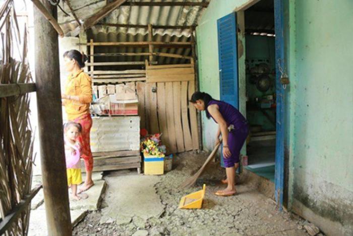 Nghẹn ngào nhìn căn nhà xập xệ ở quê của Hồ Văn Cường sau hơn 5 năm đi hát Ảnh 5