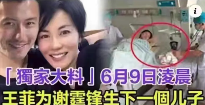 Đã 51 tuổi, Vương Phi vẫn liều mạng sinh con cho tình trẻ Tạ Đình Phong? Ảnh 2