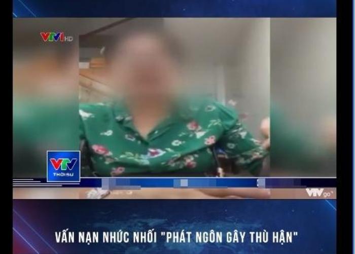 Thường xuyên văng tục trên mạng xã hội, người mẫu T.K bất ngờ bị VTV cho lên sóng Ảnh 2