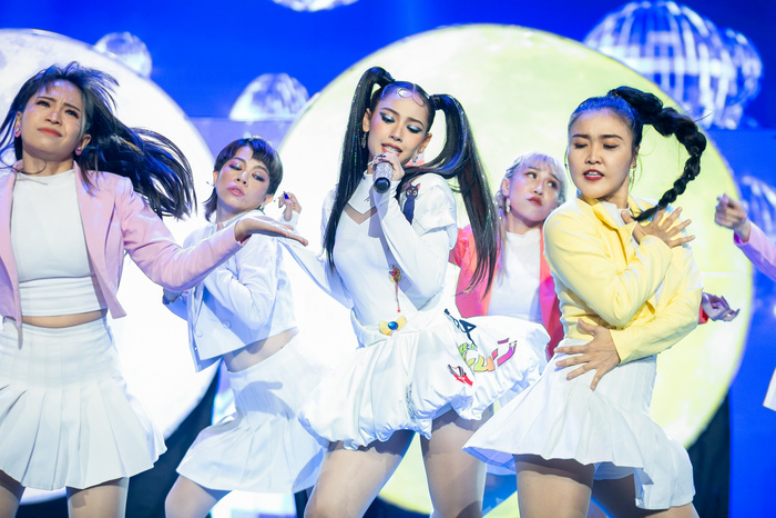 Team Hà Lê - Nimbia chiêu đãi fan bữa tiệc âm nhạc vừa chill vừa có thể quẩy tại The Heroes 2021 Ảnh 3