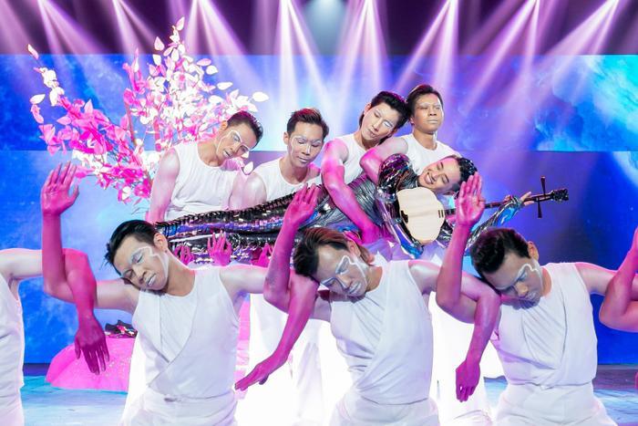 Team Hà Lê - Nimbia chiêu đãi fan bữa tiệc âm nhạc vừa chill vừa có thể quẩy tại The Heroes 2021 Ảnh 4