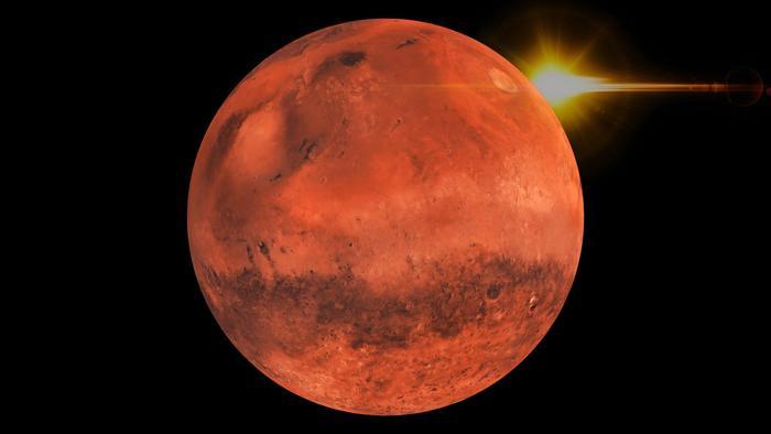 Phát hiện mới cho thấy con người có thể sản sinh trên sao Hỏa Ảnh 1
