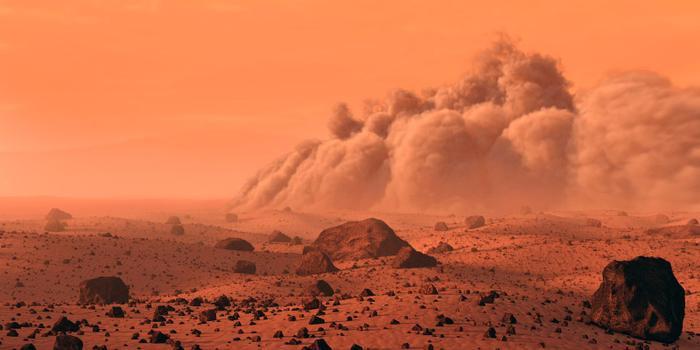 Phát hiện mới cho thấy con người có thể sản sinh trên sao Hỏa Ảnh 3