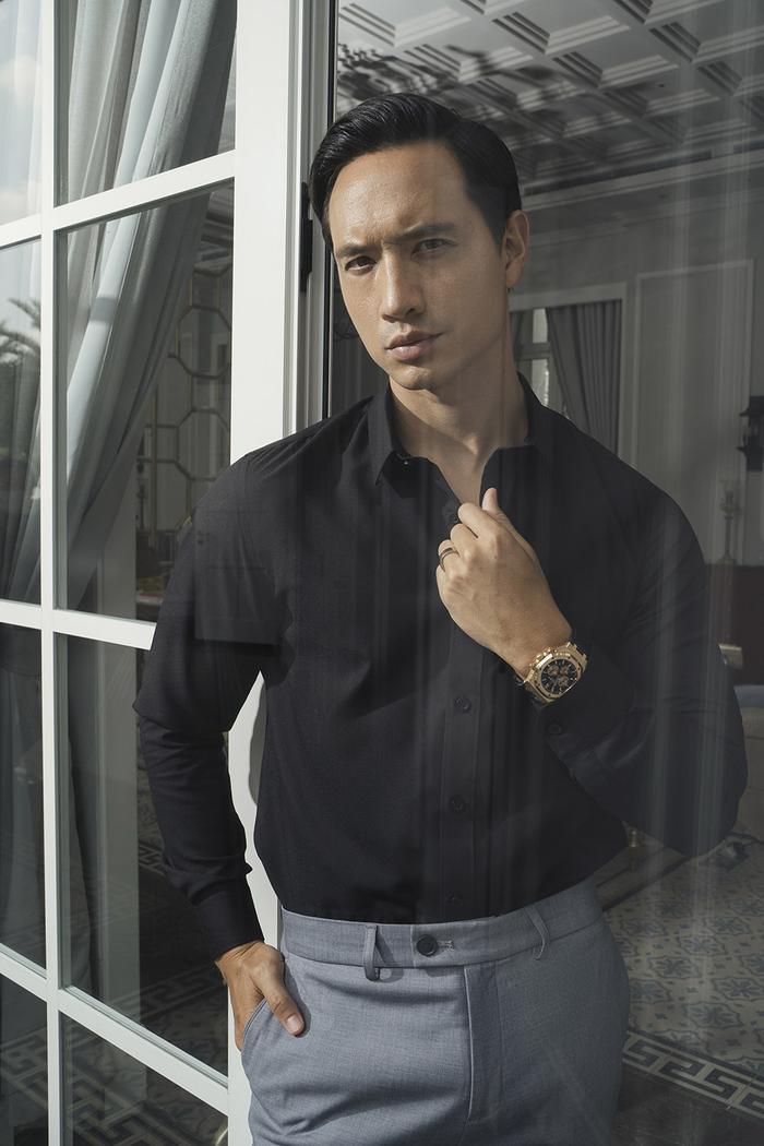 Kim Lý quả là ông bố hot số 1 Vbiz, 2 con mặc đơn giản mà vẫn lịch lãm siêu cấp Ảnh 7