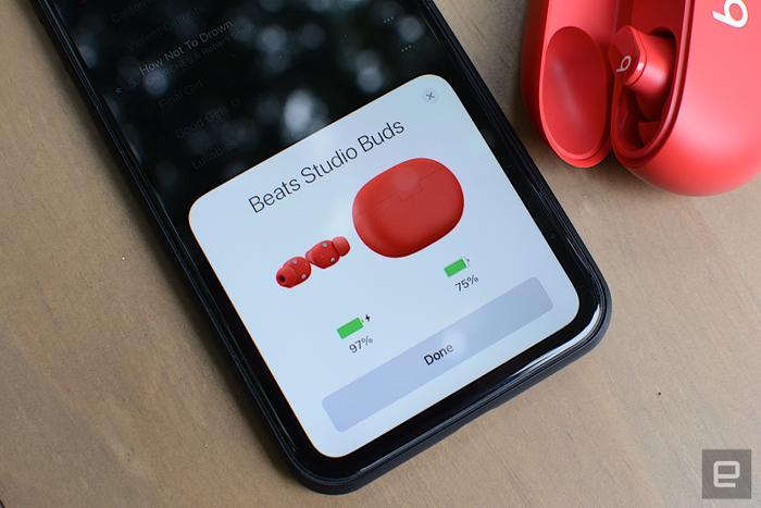 Apple ra mắt tai nghe Beats Studio Buds: Chống ồn ANC, Dolby Atmos, giá rẻ hơn AirPods Pro Ảnh 3