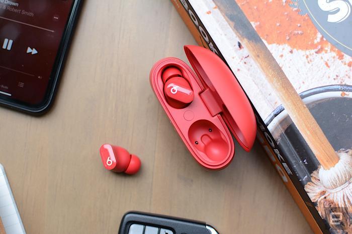 Apple ra mắt tai nghe Beats Studio Buds: Chống ồn ANC, Dolby Atmos, giá rẻ hơn AirPods Pro Ảnh 4