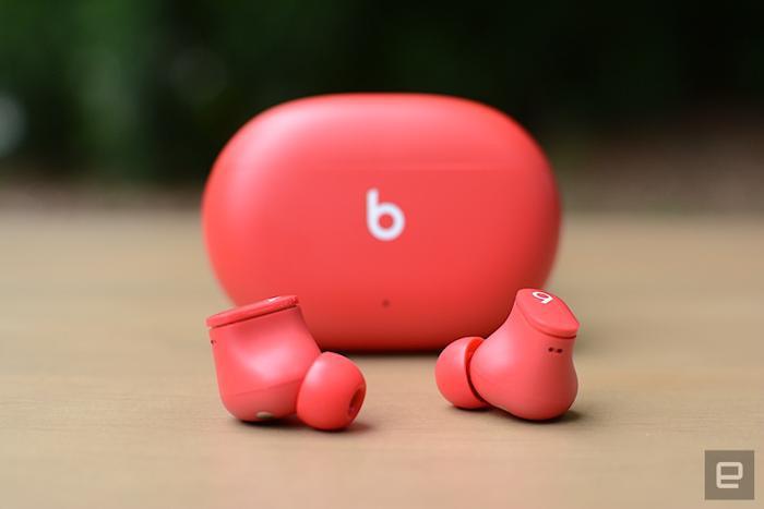 Apple ra mắt tai nghe Beats Studio Buds: Chống ồn ANC, Dolby Atmos, giá rẻ hơn AirPods Pro Ảnh 2