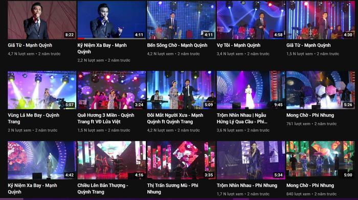 Phi Nhung dường như đang bỏ quên sự nghiệp âm nhạc của Hồ Văn Cường? Ảnh 12