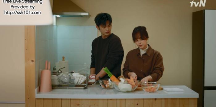 'Doom at Your Service' tập 11: Seo In Guk và Park Bo Young sống chung và tiếp tục phát 'cẩu lương' Ảnh 9