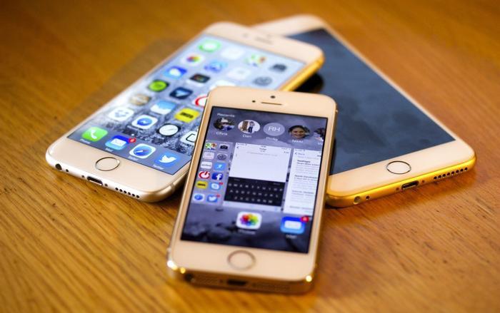 Tin vui cho người dùng iPhone 5s, iPhone 6 và 6 Plus Ảnh 4