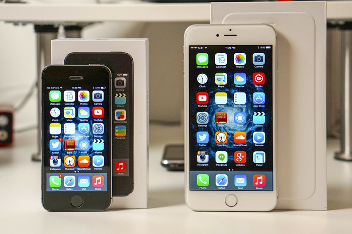 Tin vui cho người dùng iPhone 5s, iPhone 6 và 6 Plus Ảnh 3