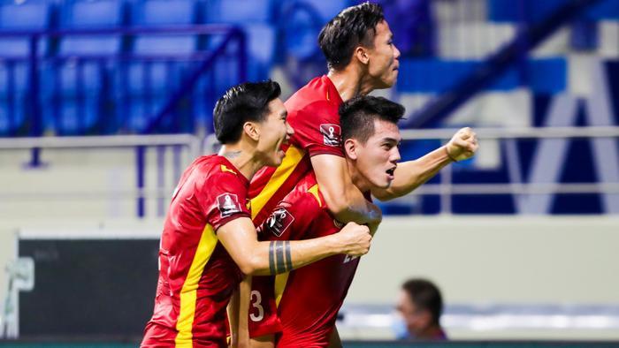 Tuyển Việt Nam phá kỷ lục điểm số của Thái Lan ở vòng loại World Cup Ảnh 1