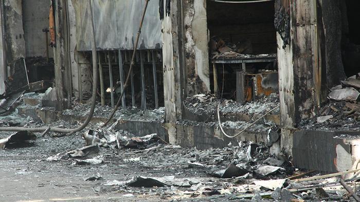 Vụ cháy phòng trà khiến 6 người tử vong: Hé lộ nguyên nhân hỏa hoạn Ảnh 2