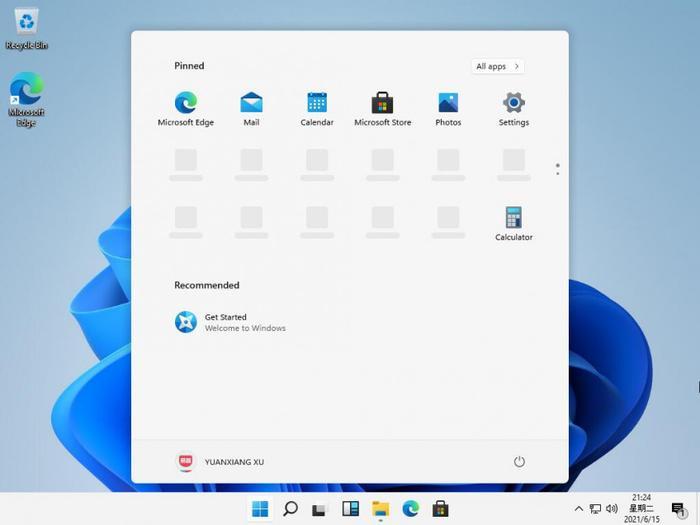 Windows 11 với giao diện hoàn toàn mới rò rỉ trước ngày ra mắt Ảnh 3