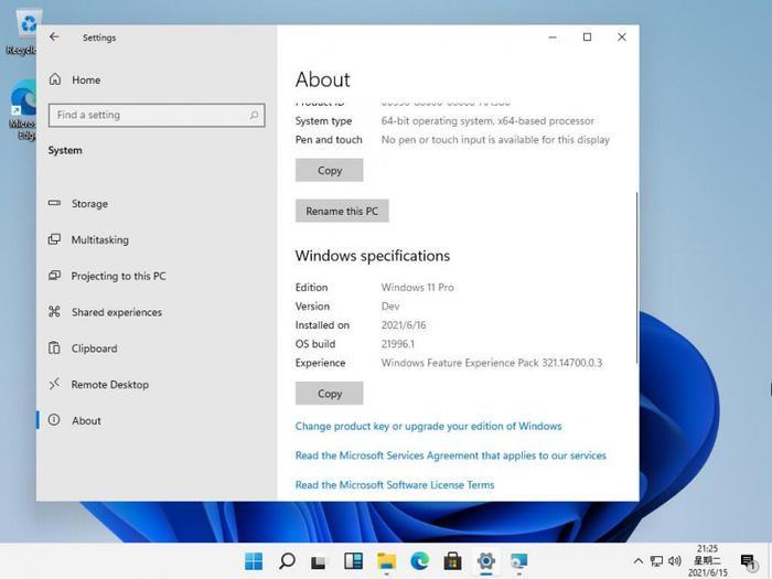 Windows 11 với giao diện hoàn toàn mới rò rỉ trước ngày ra mắt Ảnh 5