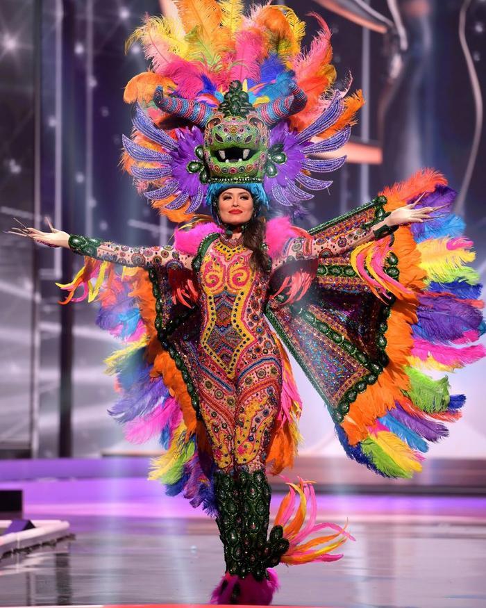 Tân Hoa hậu Hoàn vũ trong lần xuất hiện mới nhất, visual đẹp đến mức nhận không ra Ảnh 6
