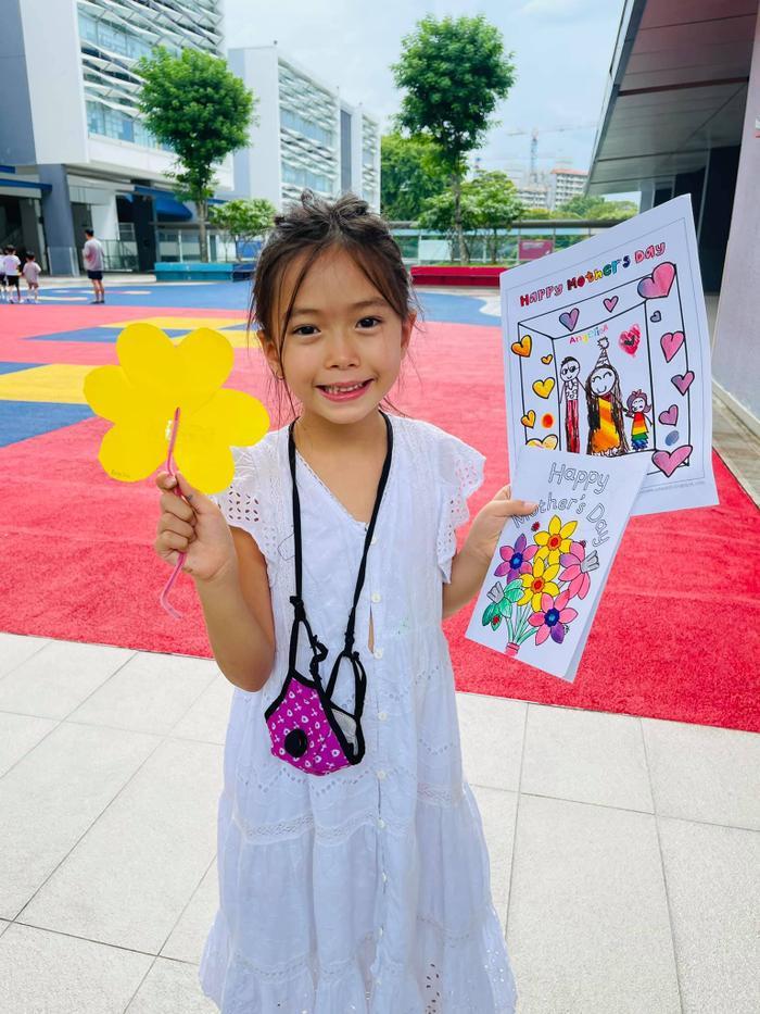 Mức học phí cao ngất ngưỡng tại ngôi trường ở Singapore của con gái ca sĩ Đoan Trang Ảnh 2