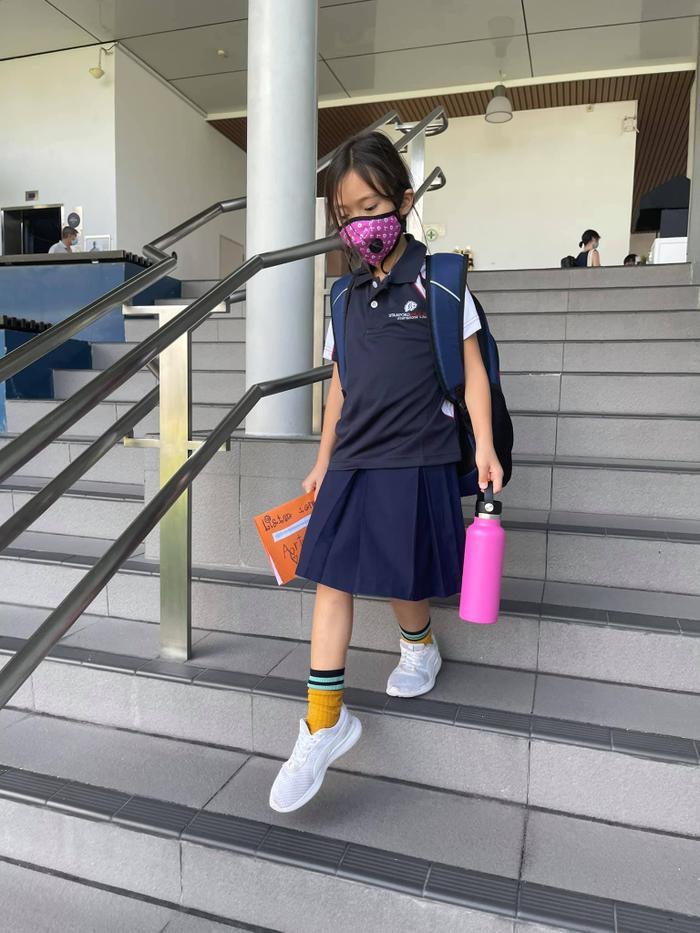 Mức học phí cao ngất ngưỡng tại ngôi trường ở Singapore của con gái ca sĩ Đoan Trang Ảnh 5