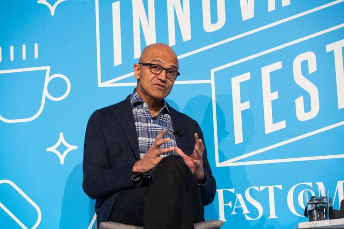 Satya Nadella trở thành CEO kiêm Chủ tịch hội đồng quản trị Microsoft Ảnh 2