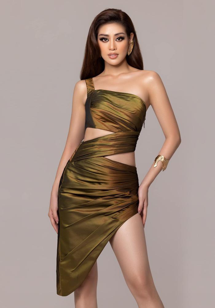 Sau 1 tháng intop - Khánh Vân tiếc nuối vì không có cơ hội diện thiết kế xịn xò này tại Miss Universe Ảnh 2