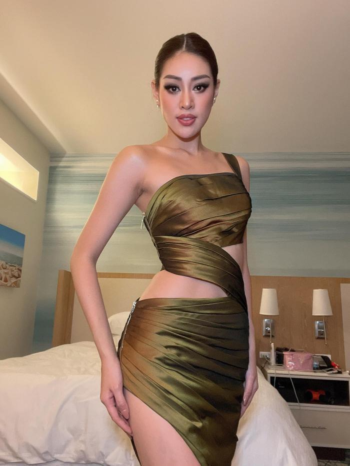 Sau 1 tháng intop - Khánh Vân tiếc nuối vì không có cơ hội diện thiết kế xịn xò này tại Miss Universe Ảnh 6