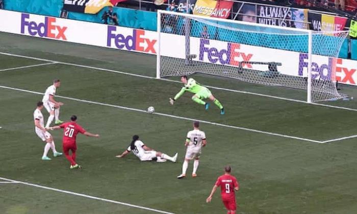 De Bruyne giúp Bỉ thắng ngược Ảnh 1