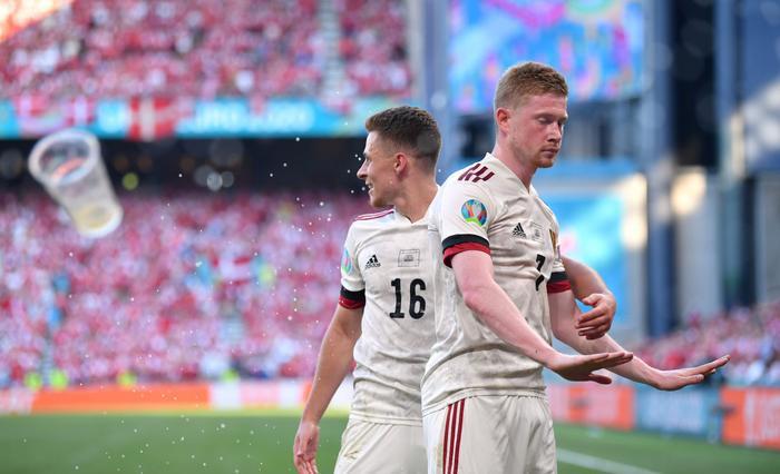 De Bruyne giúp Bỉ thắng ngược Ảnh 2