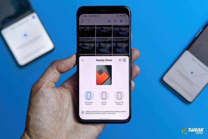 Samsung, OPPO, realme,... lập 'liên minh' phát triển 'AirDrop' cho Android Ảnh 4