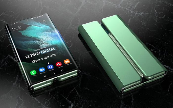 Samsung ngừng bán Galaxy Z Fold2: Galaxy Z Fold3 đã sẵn sàng ra mắt? Ảnh 1
