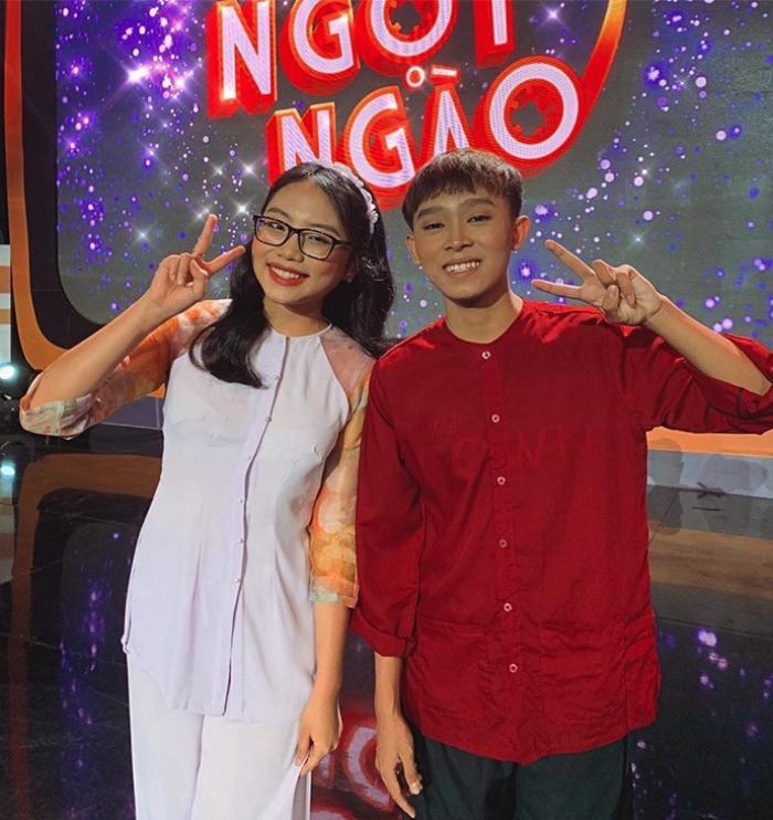 Hoài Linh và Phi Nhung lên sóng truyền hình VTC14 với chủ đề 'Nghệ sĩ và con nuôi: Ai nuôi ai?' Ảnh 4