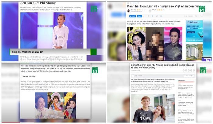 Hoài Linh và Phi Nhung lên sóng truyền hình VTC14 với chủ đề 'Nghệ sĩ và con nuôi: Ai nuôi ai?' Ảnh 2