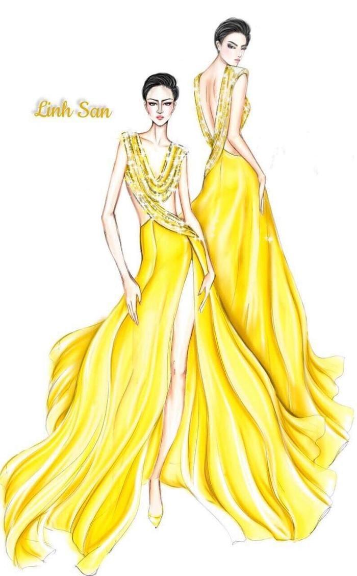 Váy dạ hội Miss Universe: Bán kết hay Chung kết mới thực sự là đỉnh của chóp? Ảnh 1