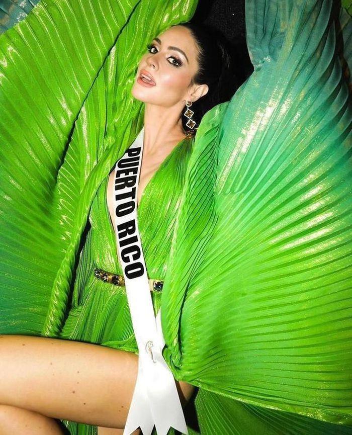 Váy dạ hội Miss Universe: Bán kết hay Chung kết mới thực sự là đỉnh của chóp? Ảnh 6