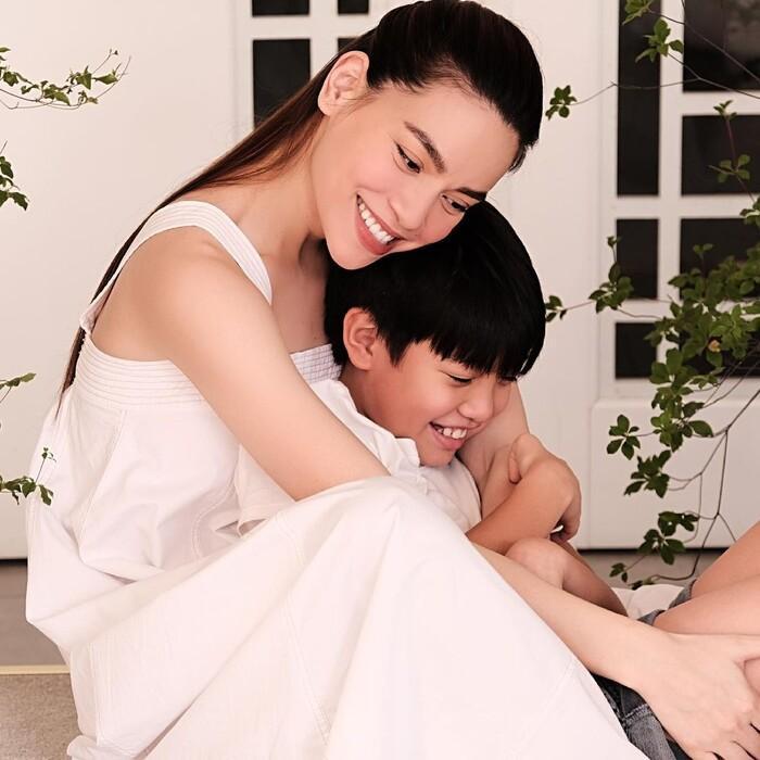 Hồ Ngọc Hà tiết lộ cách đối xử của con trai Subeo với hai em Lisa - Leon Ảnh 3