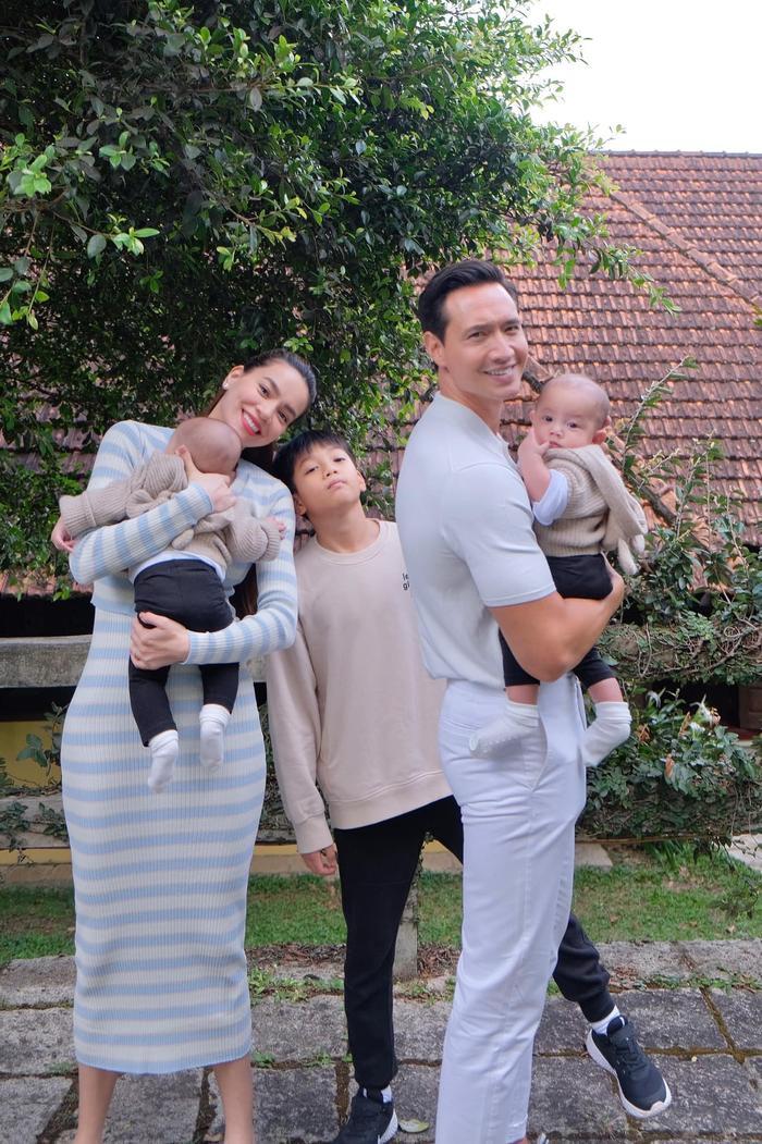 Hồ Ngọc Hà tiết lộ cách đối xử của con trai Subeo với hai em Lisa - Leon Ảnh 7