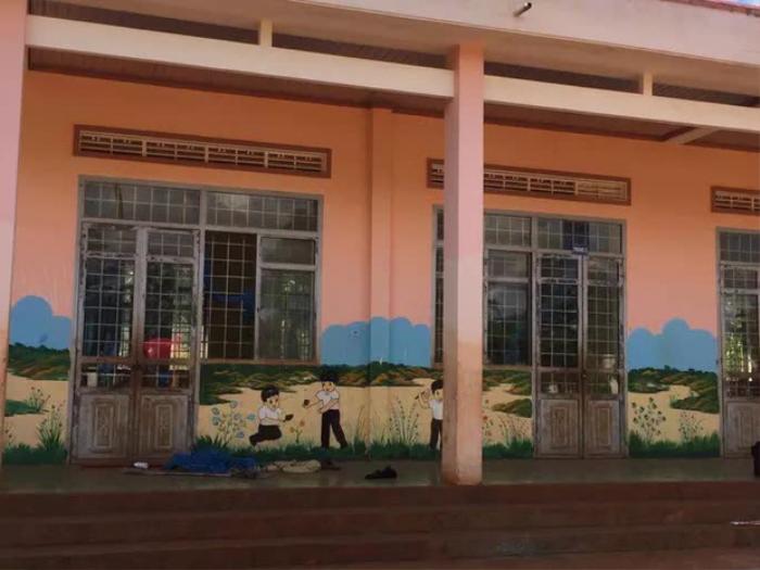Phát hiện thi thể thiếu nữ 17 tuổi đang phân hủy trong trường học ở Đắk Lắk Ảnh 1