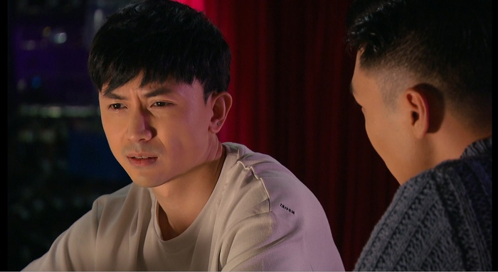Tập 45 'Hương vị tình thân': Anh Vũ chống lại cả thế giới nhất quyết cưới Thu Quỳnh mặc gia đình ngăn cản Ảnh 2
